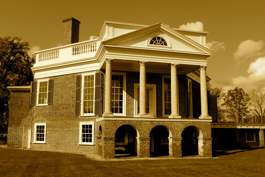 Thomas jefferson 39 s retreat home it 39 s a dream many americ flickr - Thomas jefferson term of office ...