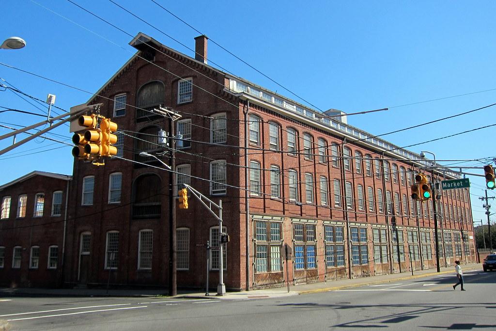 Nj Paterson Paterson Museum Thomas Rogers Building