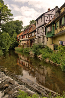 River Weiss in Kaysersberg | by Foto Martien