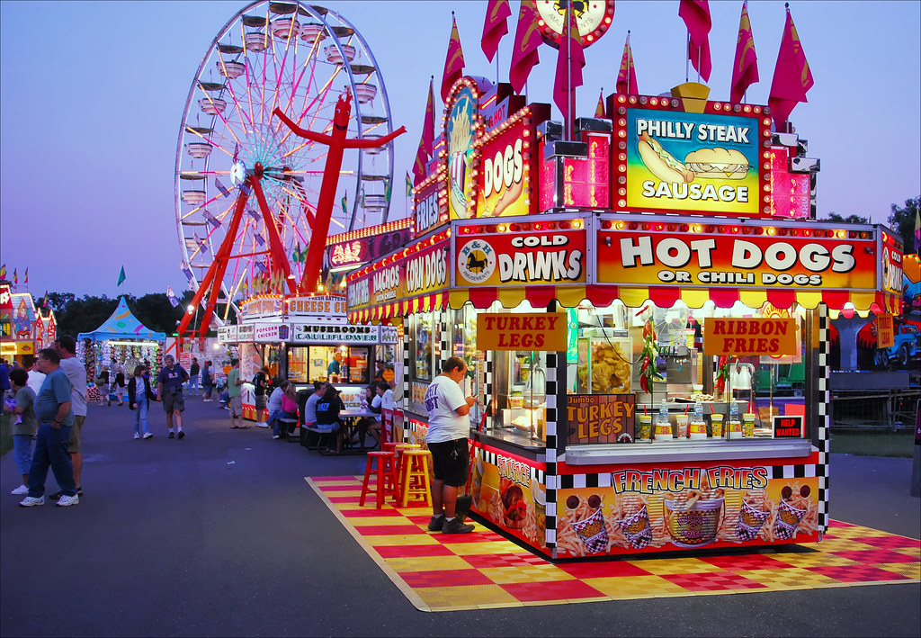 State Fair Wisconsin New Food