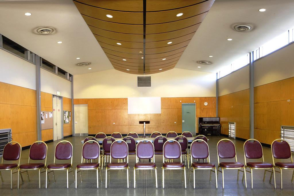 New Inala Hall Hall With Chairs The New Inala Hall