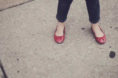 {Red Shoes 2} | by raehein