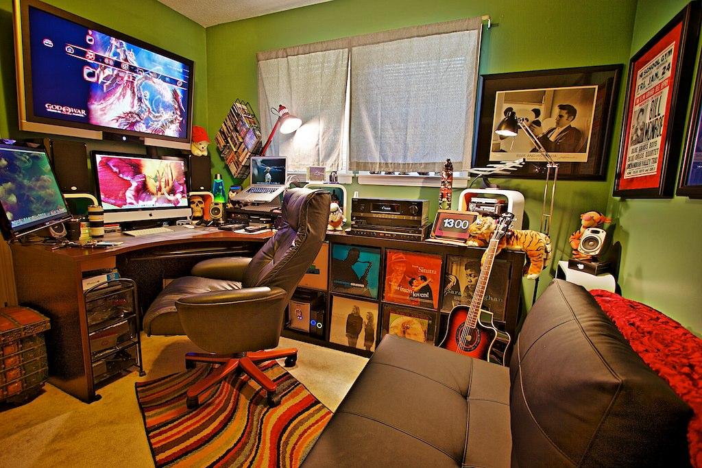 Home Office Mac Setup Www Uofmtiger Com For Details Flickr