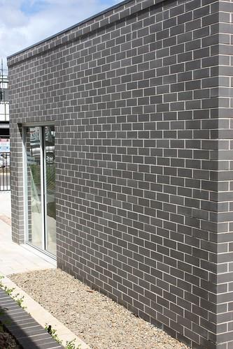 Exterior Wall Using Austral Bricks Ultra Smooth Range Flickr