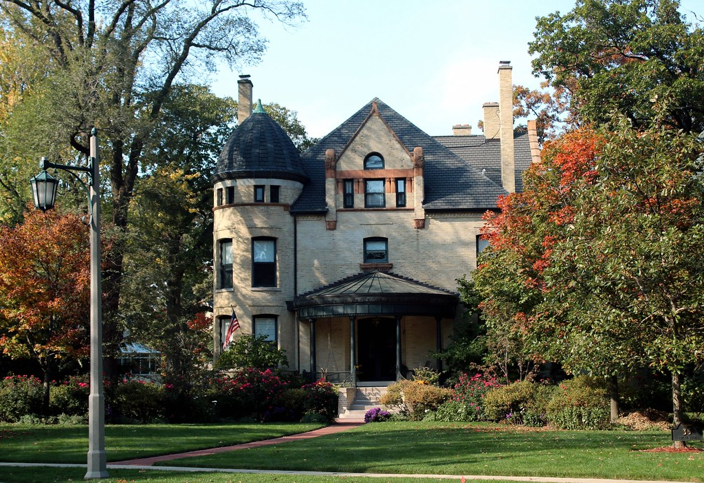 Historic Fort Sheridan Home A Private Residence Located