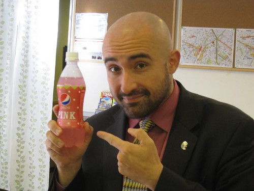 Pepsi Pink: A request from @johl | by nickfarr