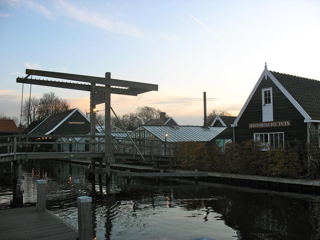 Historische Tuin Aalsmeer : Tuinbouwmuseum historische tuin aalsmeer in aalsmeer