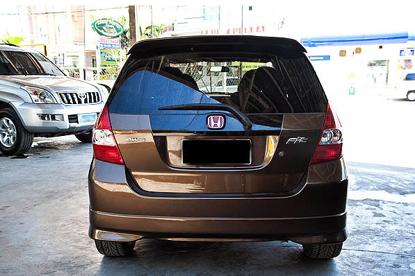 New Car Prices Used Cars For Sale Auto: Cars For Sale In Cebu - Honda Fit (Brown)