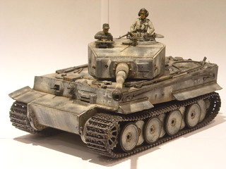 tiger 1/35 | by Lewis Newbery Dioramas
