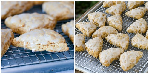 Starbuck's Pumpkin Scones collage 2 | by Food Librarian
