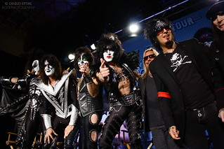 KISS & Mötley Crüe | by Charles Epting Rock Photography