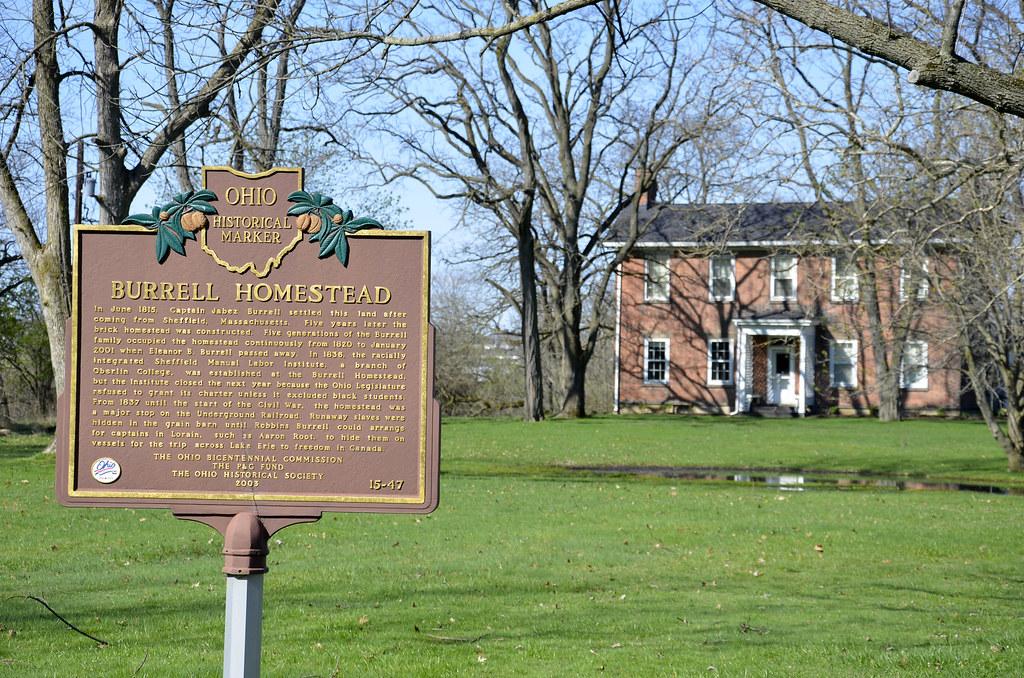 Underground Railroad Tour Ohio