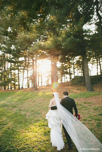 A Love walk. By Allan Zepeda - NYC Wedding | by allan zepeda