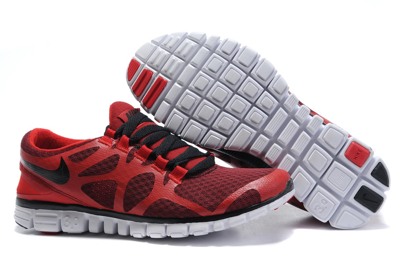 sports shoes d8a55 23834 Nike Free 3.0 v3 Women Red Black From www.bestfreeruns.com ...