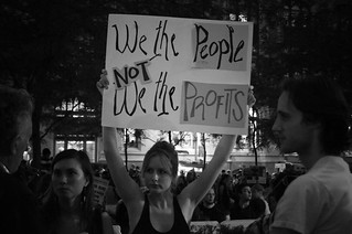 Occupy Wall Street, Zuccotti Park, Financial District, New York City 3 | by Vivienne Gucwa