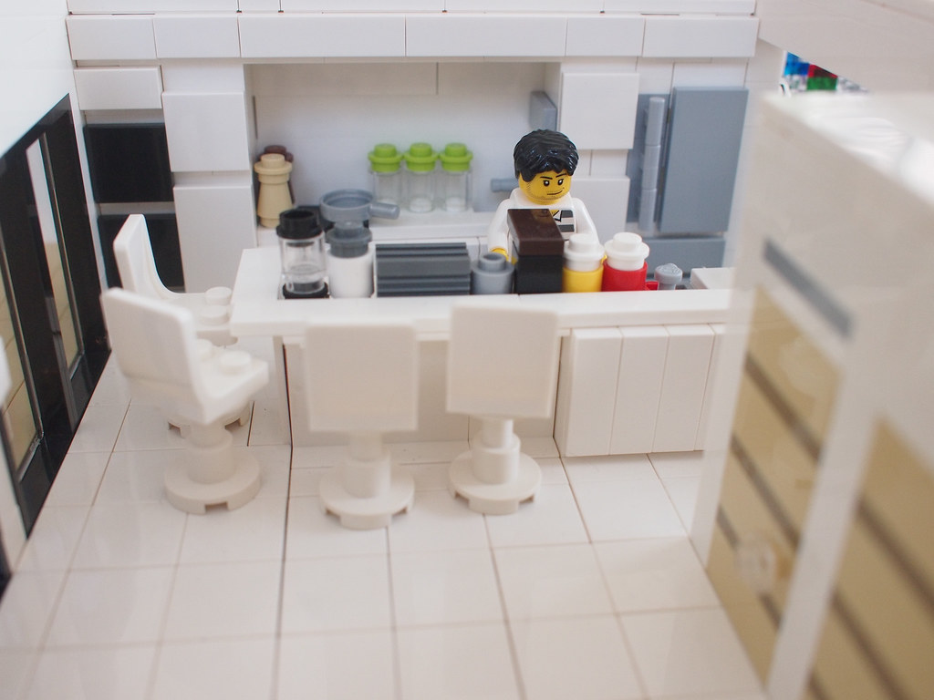 Lego Kitchen | LeeMcG | Flickr
