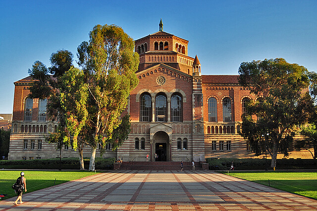 Powell Library Ucla Powell Library At Ucla Is One Of The