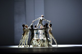 Members of The Royal Ballet in Requiem © Tristram Kenton/ROH 2011 | by Royal Opera House Covent Garden