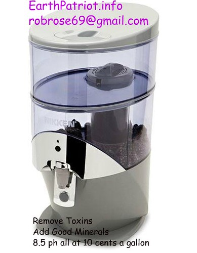 New Nikken Pi Mag Waterfall Filtration Safe Clean Healthy