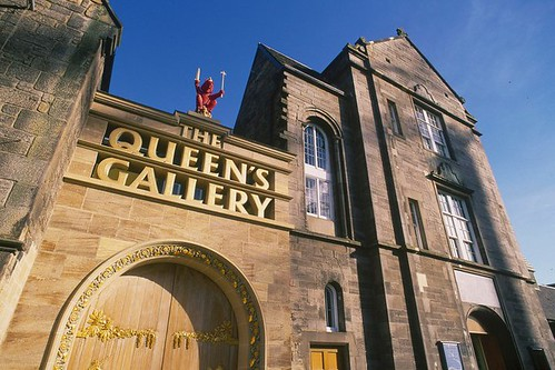 The Queen's Gallery, Edinburgh | by VisitScotland