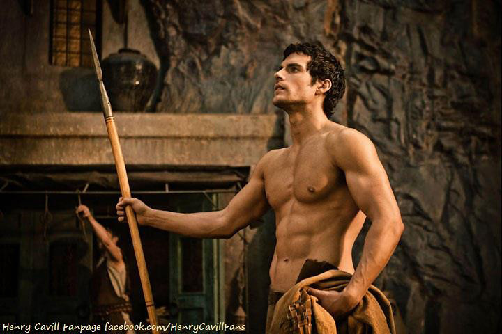 Immortals Movie Theseus Cavill Immortals Theseus