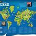 Magazine Design for Clemson's The Exchange Magazine