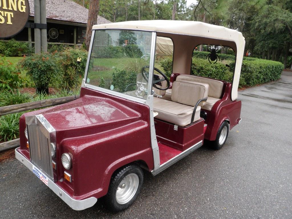 Rolls Royce Golf Cart >> Rolls Royce Golf Cart Rolls Royce Golf Cart Flickr