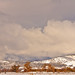 Low Winter Storm Clouds Colorado Rocky Mountain Foothills 8