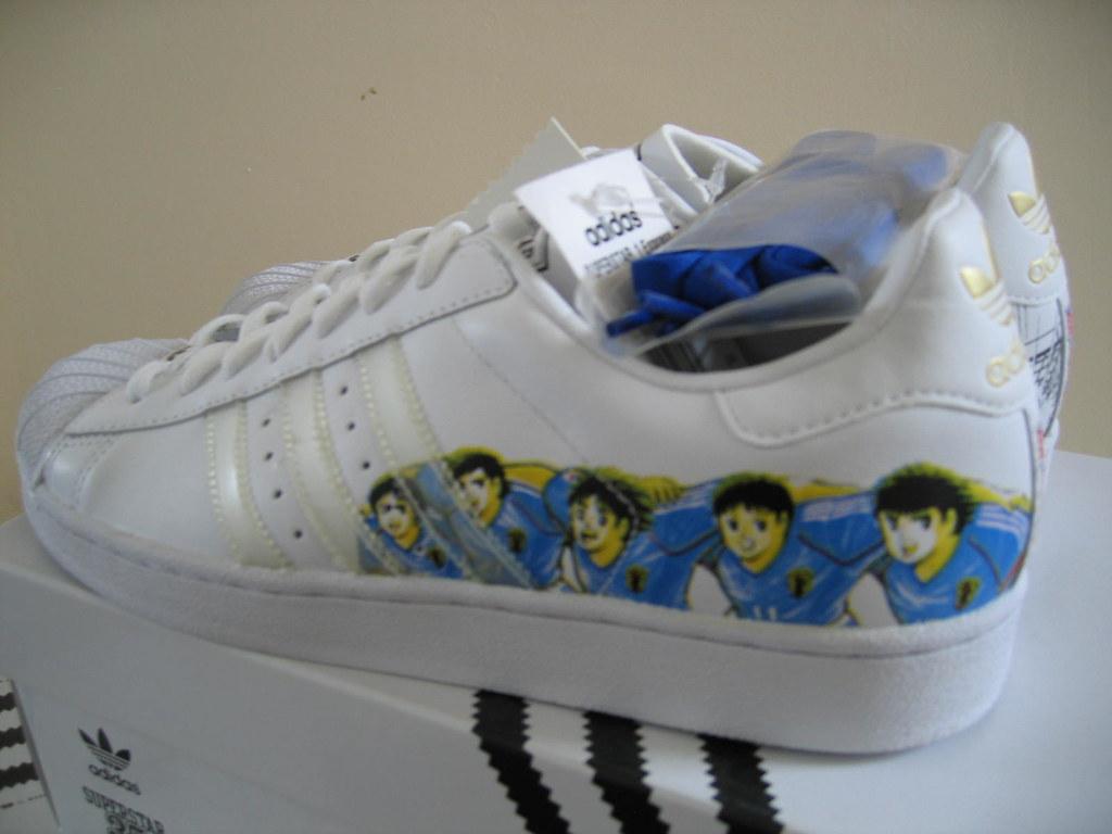 Adidas Captain Tsubasa Shoes