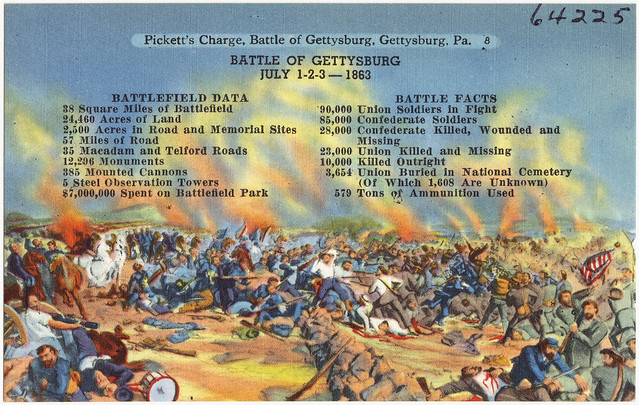 ... Civil War on Pinterest | Gettysburg, Civil wars and American civil war