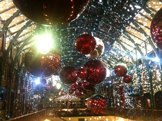 Covent Christmas Lights 2011 | by Argenteus Jewellery