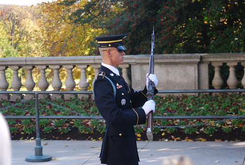 Veterans Day Ceremony at Arlington National Cemetery | by AFGE