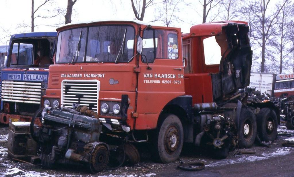 ftf truck | FTF truck build by FLOOR --ex van baarsen ...