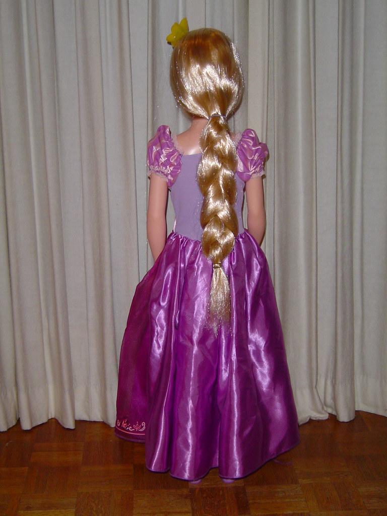 Disney Tangled Fairytale Friend Rapunzel 38 Doll Free
