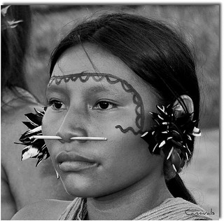 Yanomami woman | by CANNIVALS