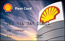 shell fleet card by shell credit card - Shell Fleet Card