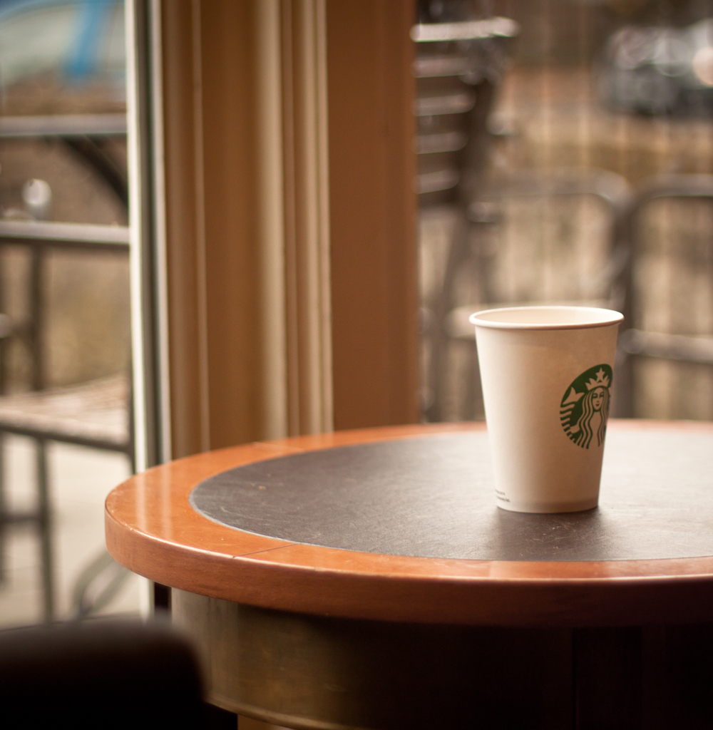 Starbucks Quot At A Couple Of Minutes Past Twelve Sophie