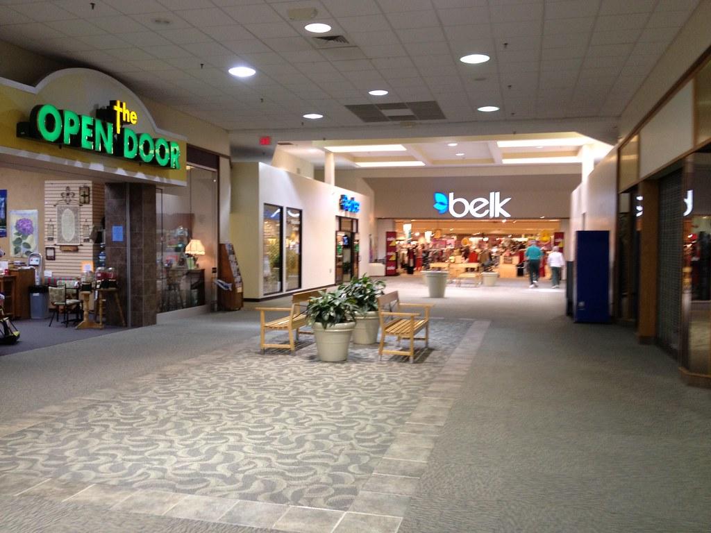 Blue Ridge Mall Shoe Store