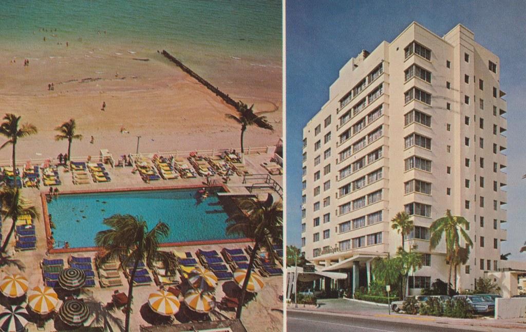 Martinique Hotel - Miami Beach, Florida
