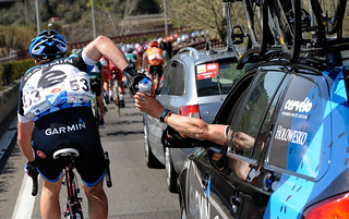Christian Vande Velde - Volta Catalunya, stage 7 | by Team Garmin-Sharp
