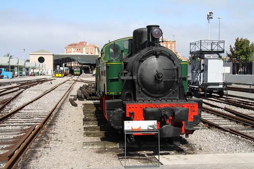 Locomotora Santa Bárbara