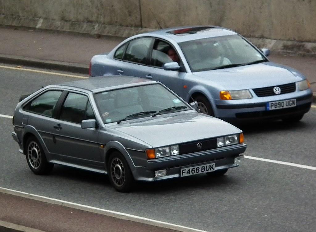 Scirocco Scala 1989 Volkswagen Scirocco Scala