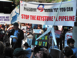 Keystone XL Rally | by NWFblogs