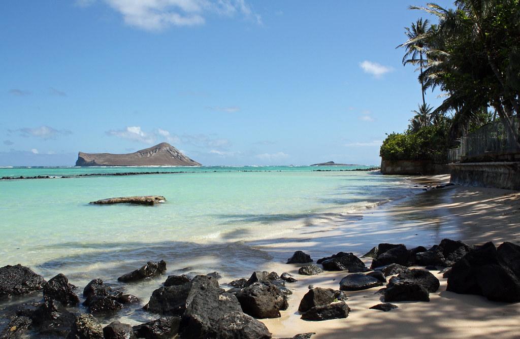 Magnum P I Beach Waimanalo Beach Oahu Hawaii Flickr