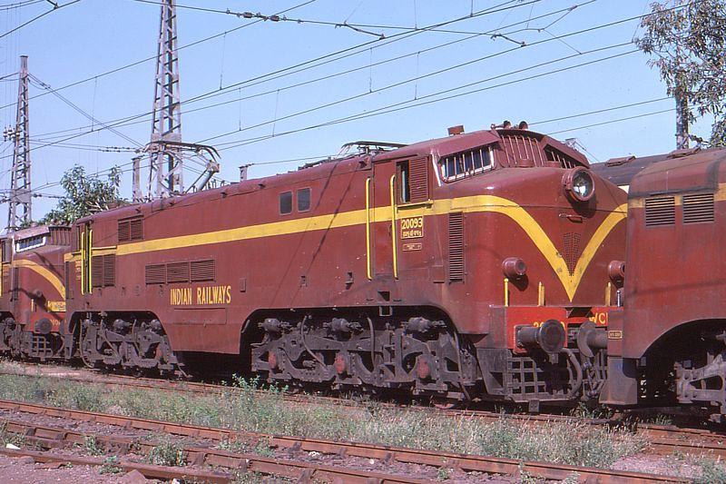 WCM5 Locomotive