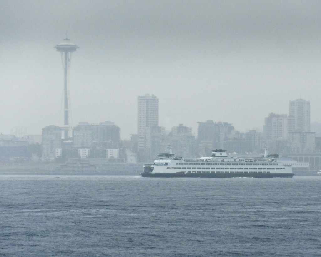 What to do on a rainy day in Seattle, WA