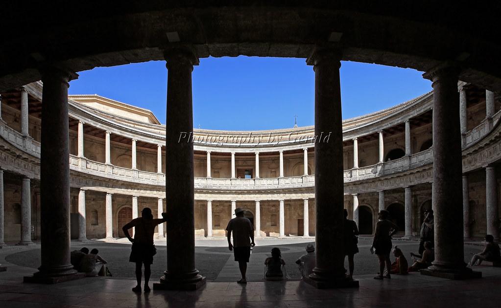 Palacio de Carlos V (Palace of Charles V)  Palace of Charle…  Flickr