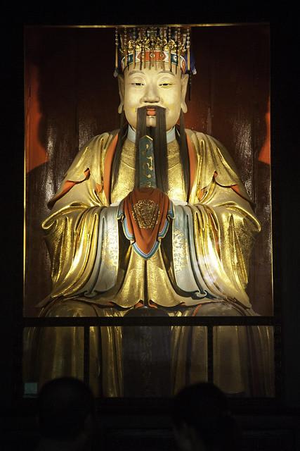 Liu Bei Statue ...