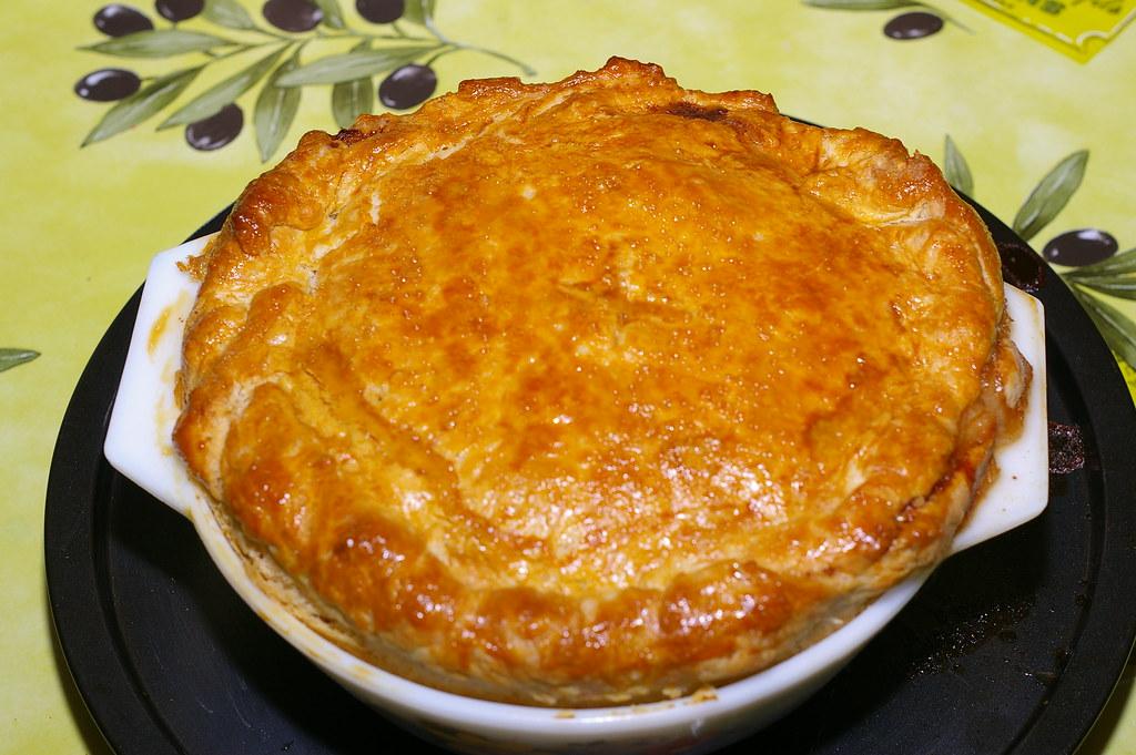 Steak pie with suet pastry | La belle dame sans souci | Flickr