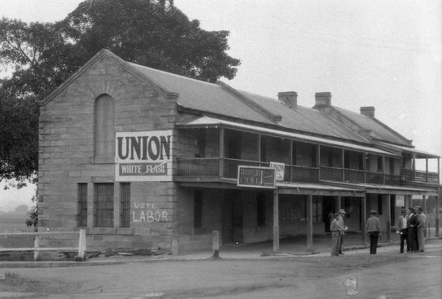 Morpeth Australia  city photos : Squire Taylor's Store, Morpeth, NSW, Australia, 1931 beautiful ...